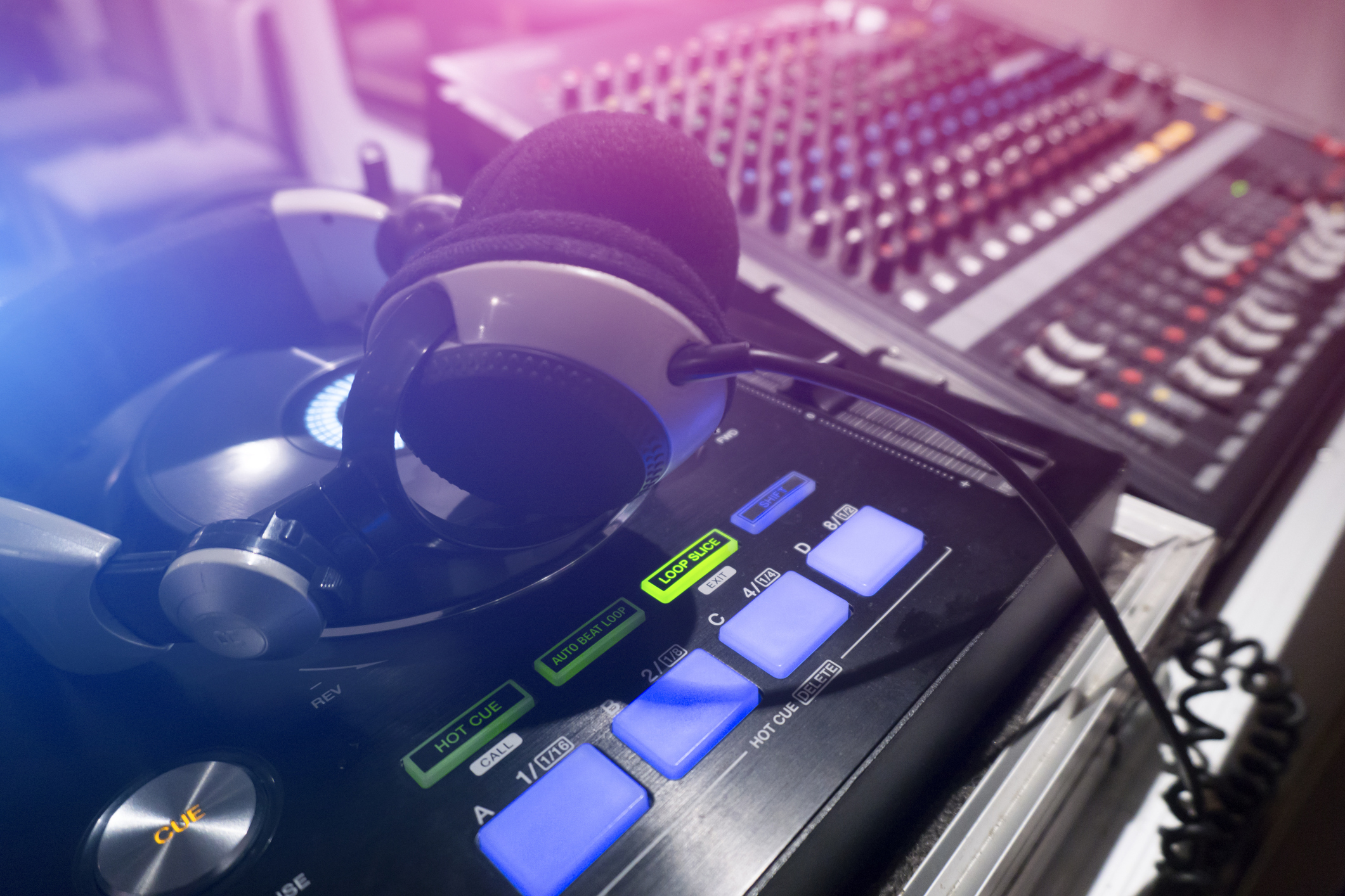 DJ Equipment Rentals