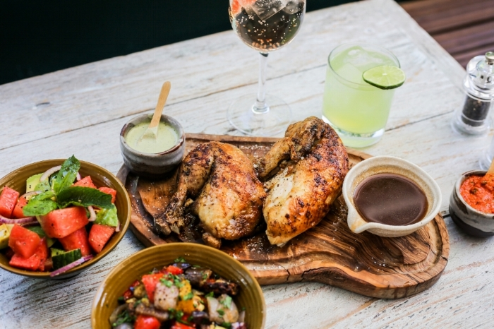 Summer lives on at your favourite Shoreditch Restaurant