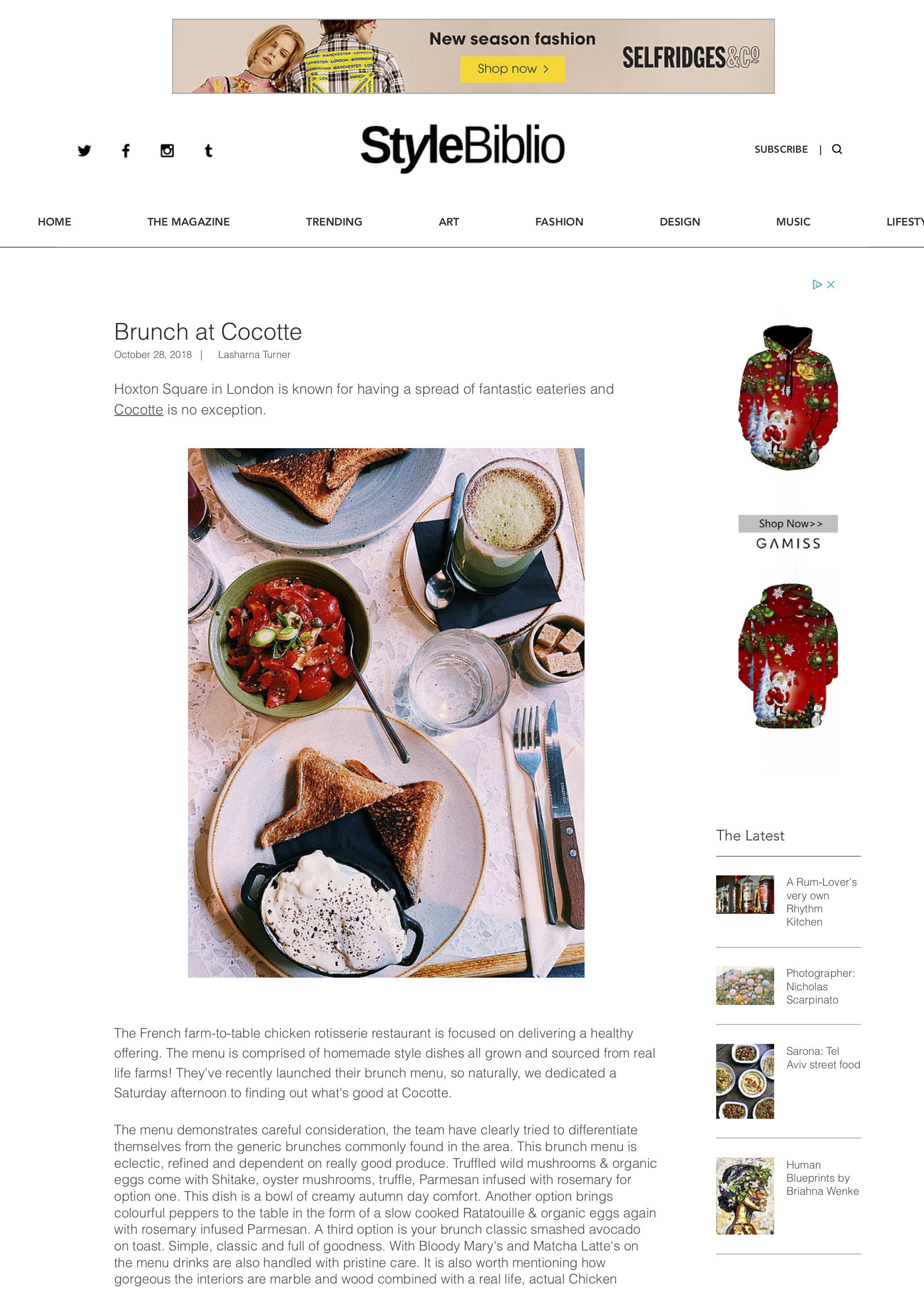 Brunch at Cocotte | Style Biblio - The Creative Culture Magazine.png