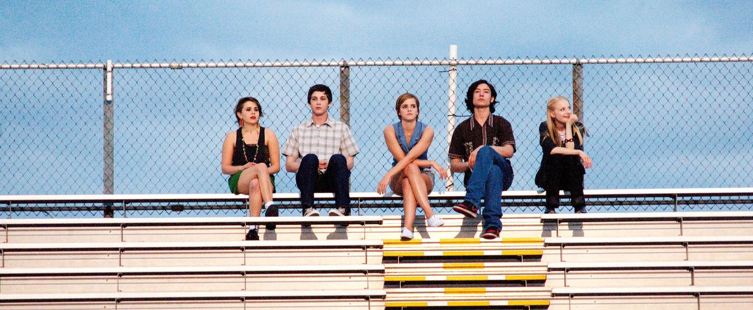 Le Monde de Charlie   (2012) avec Logan Lerman, Emma Watson, Ezra Miller…
