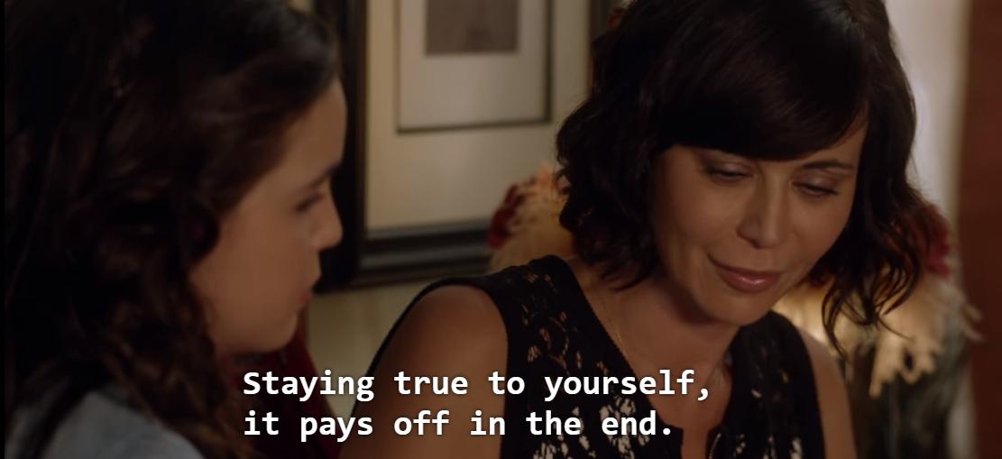 """Un Soupçon de Magie   (2015) """"rester fidèle à soi-même fini toujours par payer"""""""