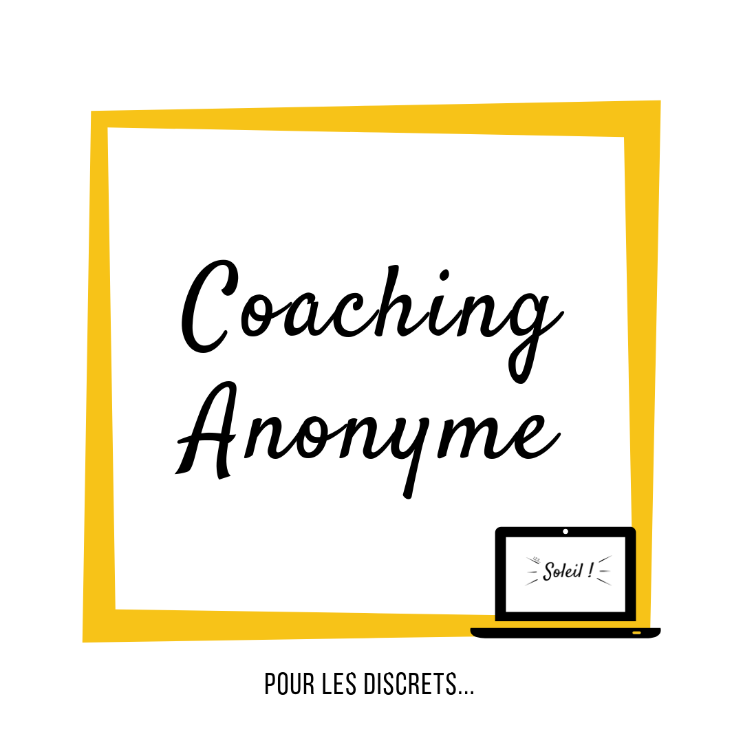Coaching Anonyme