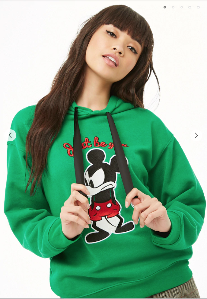 Mickey Mouse Hoodie - $32 | $29.61 On Sale