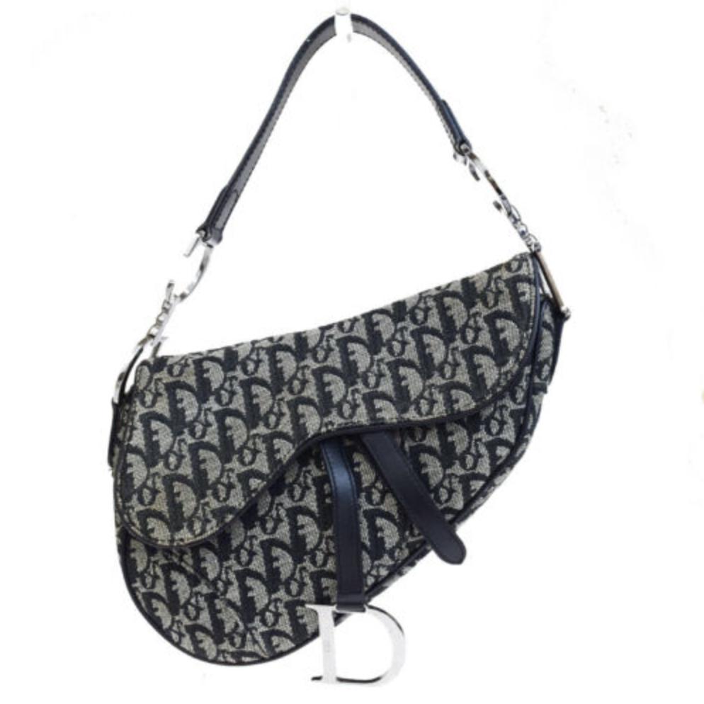 Dior Saddle Bag - Pre-Owned on E-Bay | $898