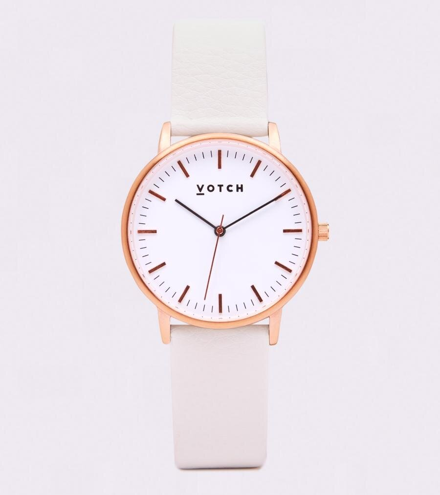 Rose Gold | Off WhiteMoment Collection - £135.00 GBP | Votch
