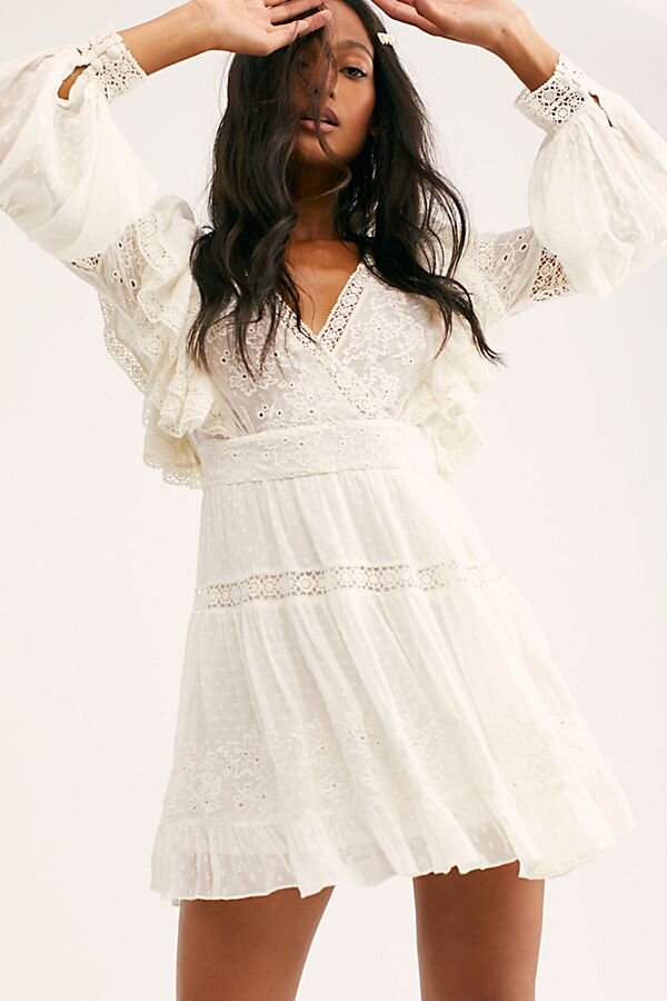 Simonna Dress - $475 | LoveShackFancy