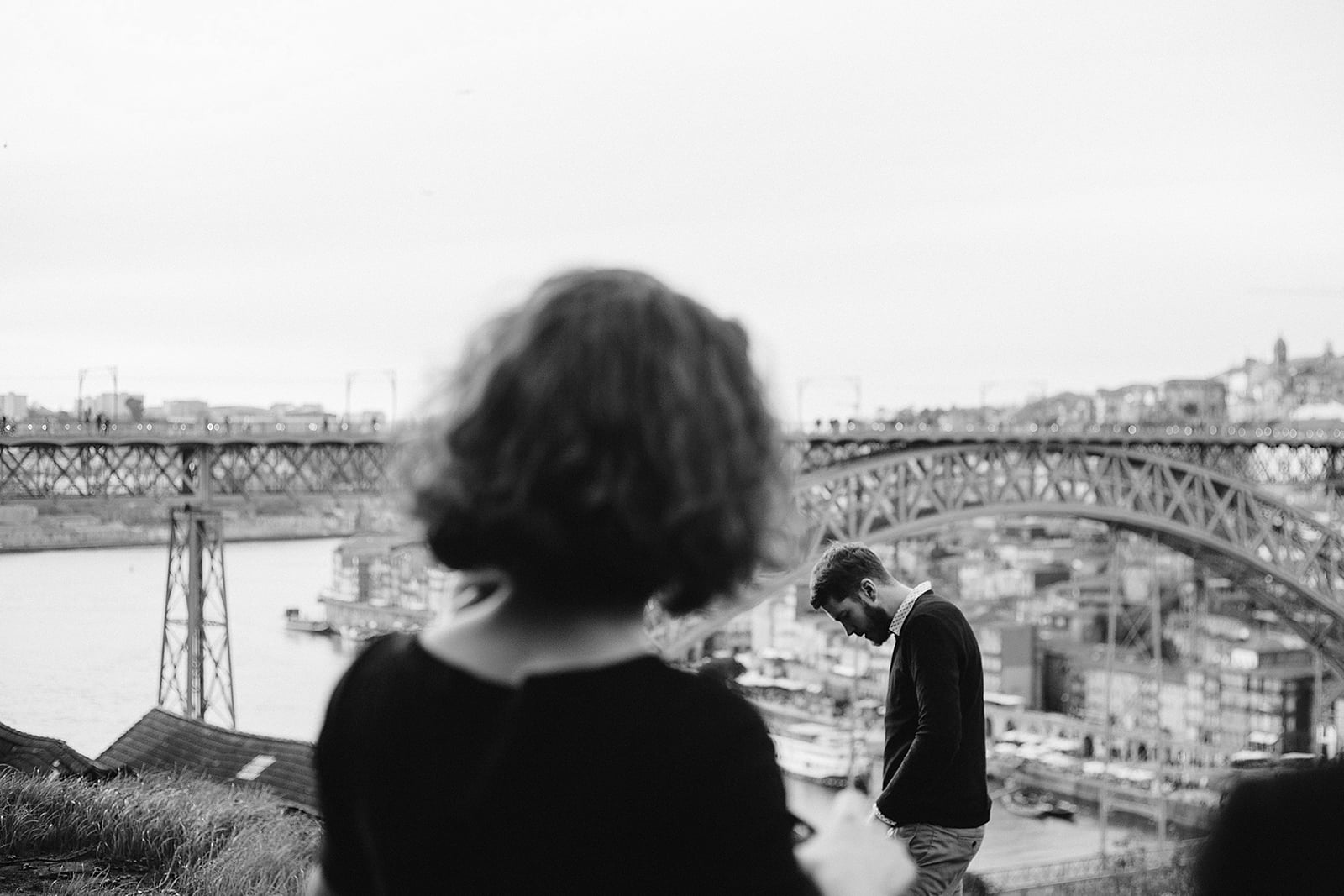 Engagement Session in Porto, Portugal