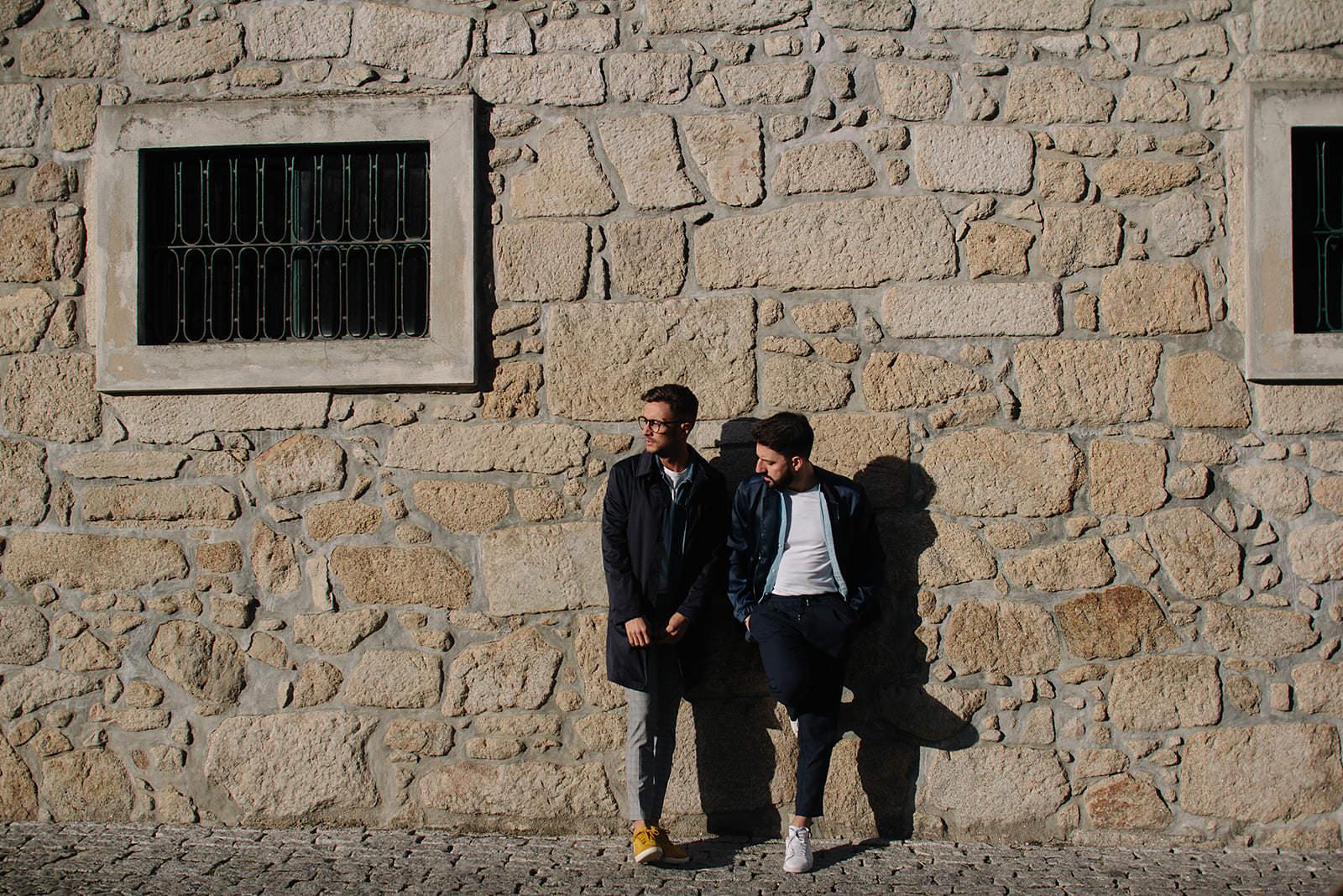 Couple session in porto portugal