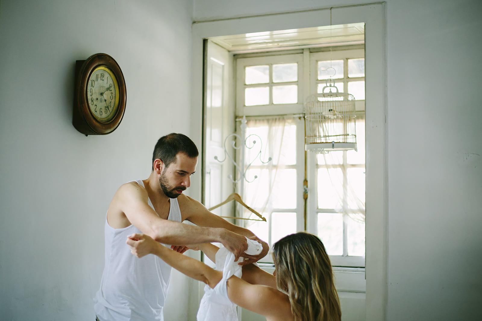 Fotógrafos de Casamento em Braga