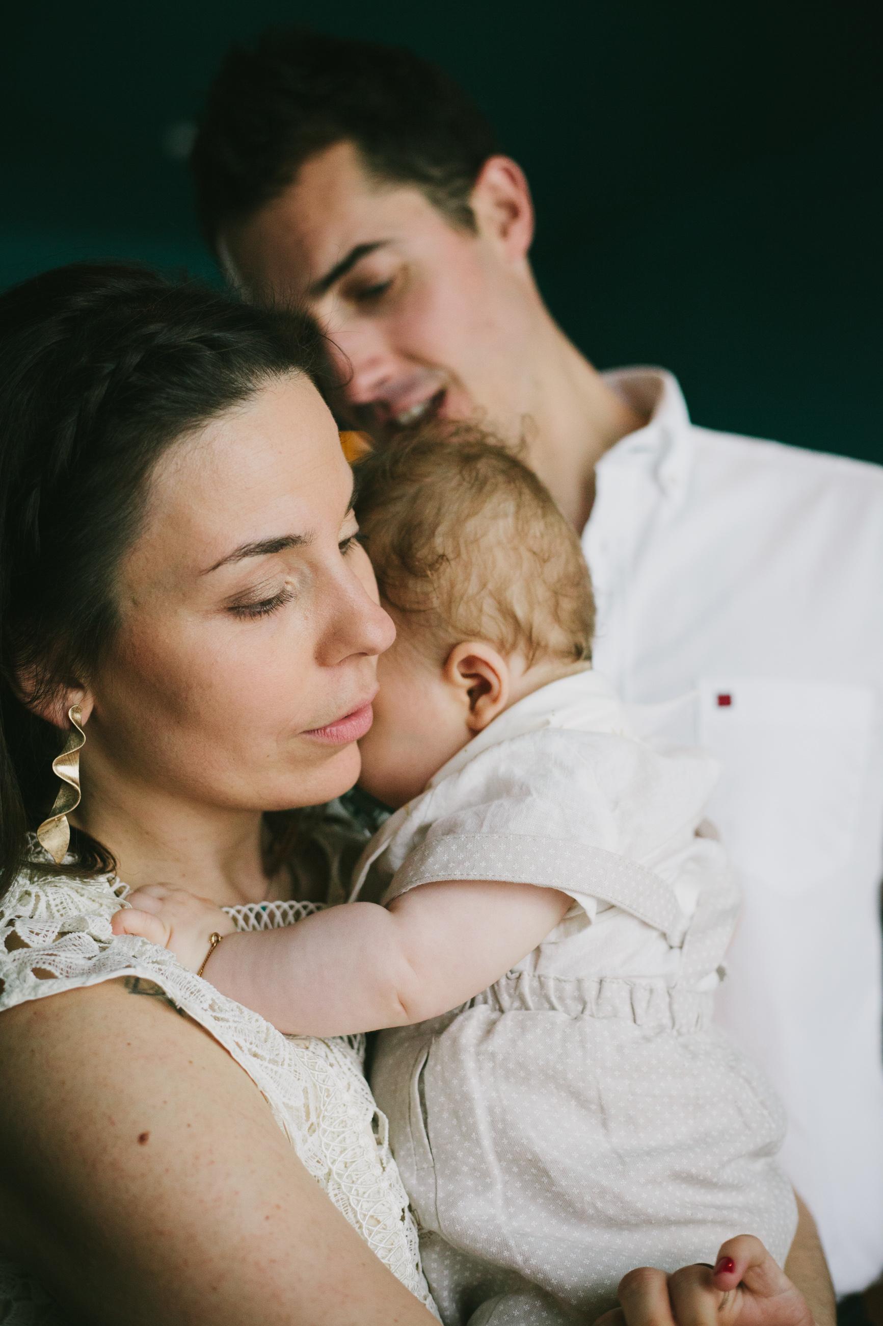 Fotografia de batizado em Lisboa