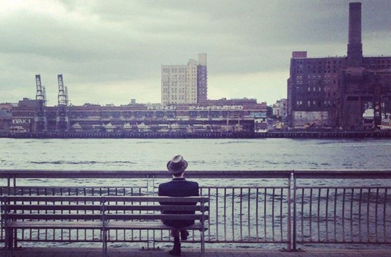 Picture credit: The Lonely City: Adventures in the Art of Being Alone (Olivia Laing)