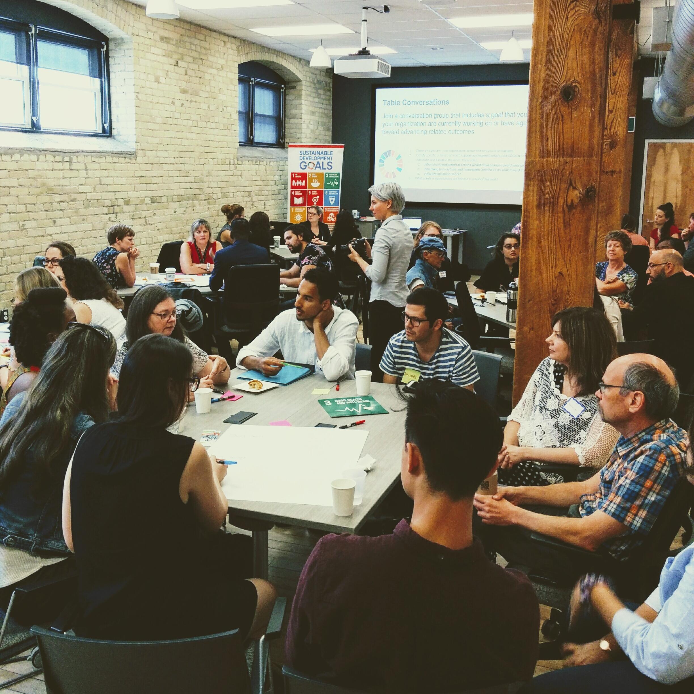 Localizing the Local UN SDGs Workshop, London, Ontario