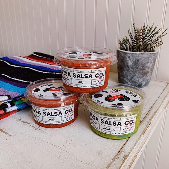 Which one are you picking up this week? 😜 Comment your favorite of our salsas below👇👇