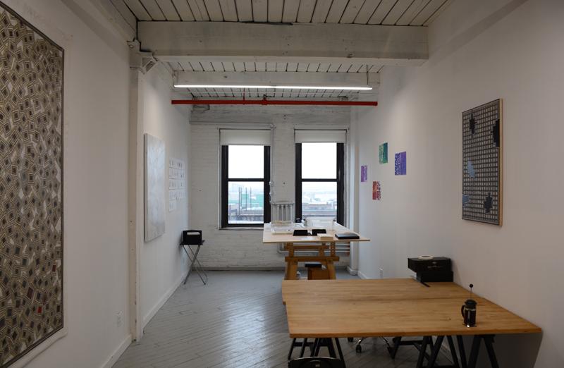 Viviane Rombaldi Seppey Studio View 2018