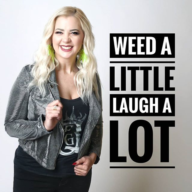 Do something today for yourself that makes you laugh, the kinda laugh that you can't catch your breath from. Those are the moments that heal our soul and remind us life can be pretty freaking great! 😁 #laughoutloud #happysoul #weed #weedculter