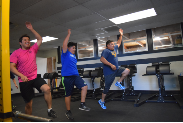 Small-group training led by a qualified coach to increase fitness, performance, and overall health for everyone! The workouts can be tailored to meet your individual needs and are safe, effective, and will get you in amazing shape!! -