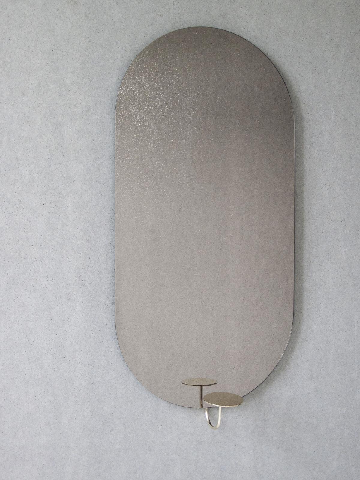 Friends & Founders Miró Miró Mirror Oval/Bronze