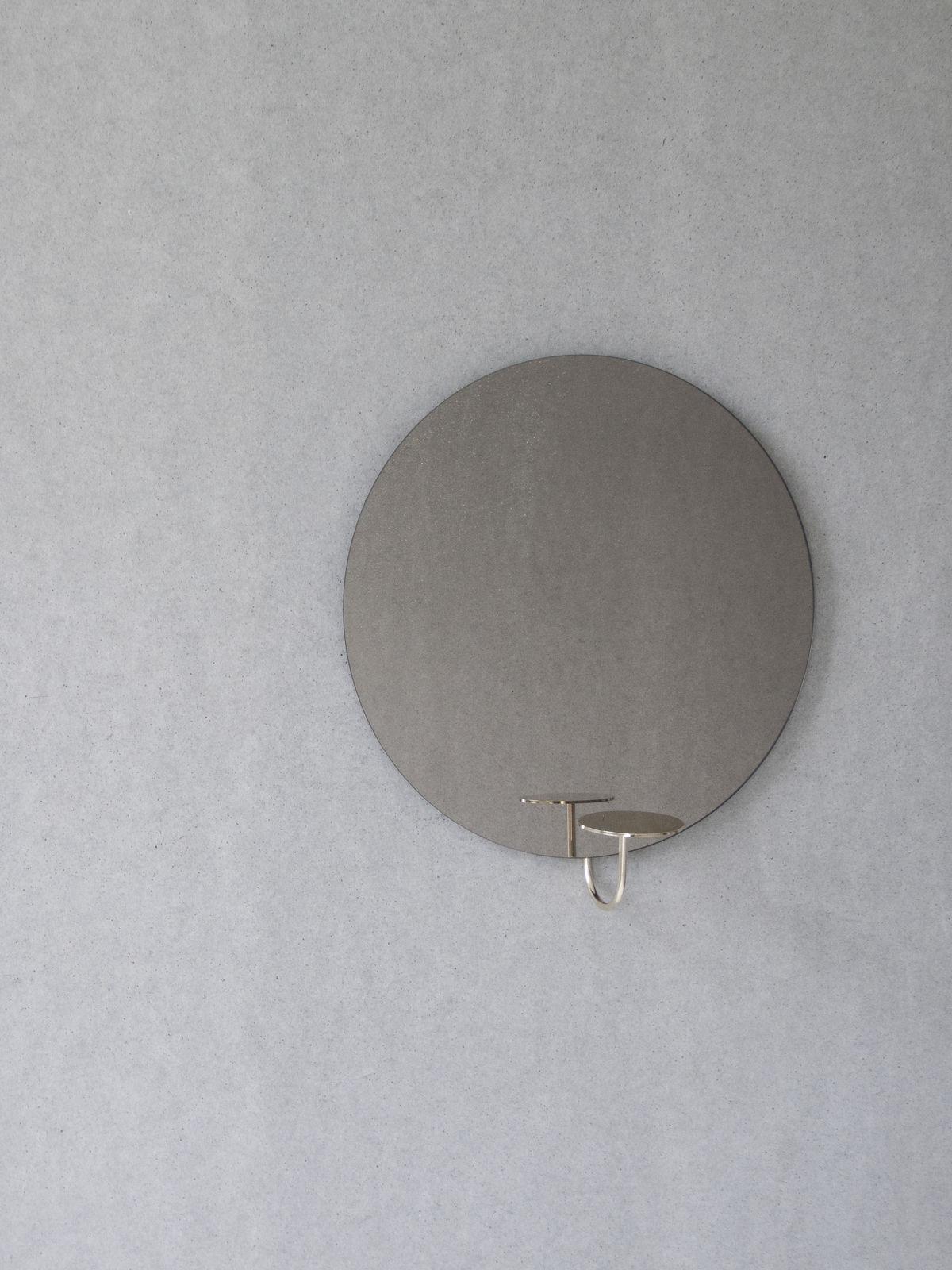 Friends & Founders Miró Miró Mirror - Round/Bronze