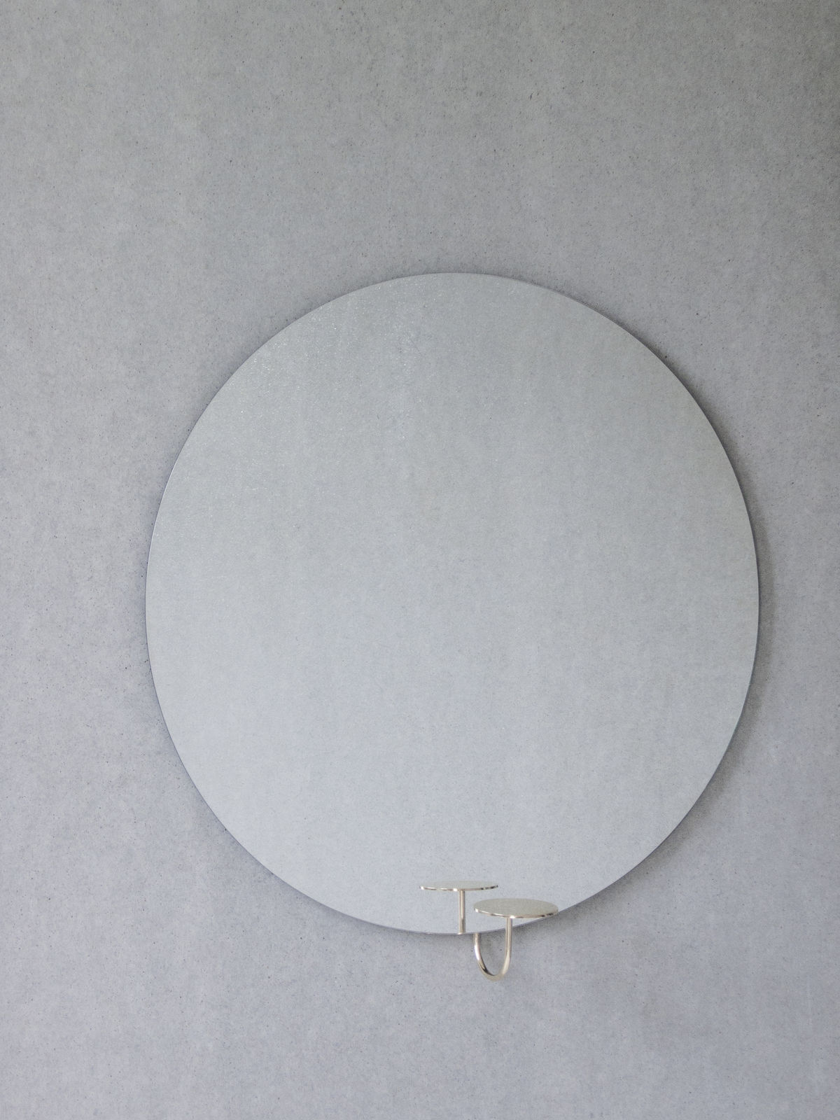 Friends & Founders Miró Miró Mirror - Round/Clear