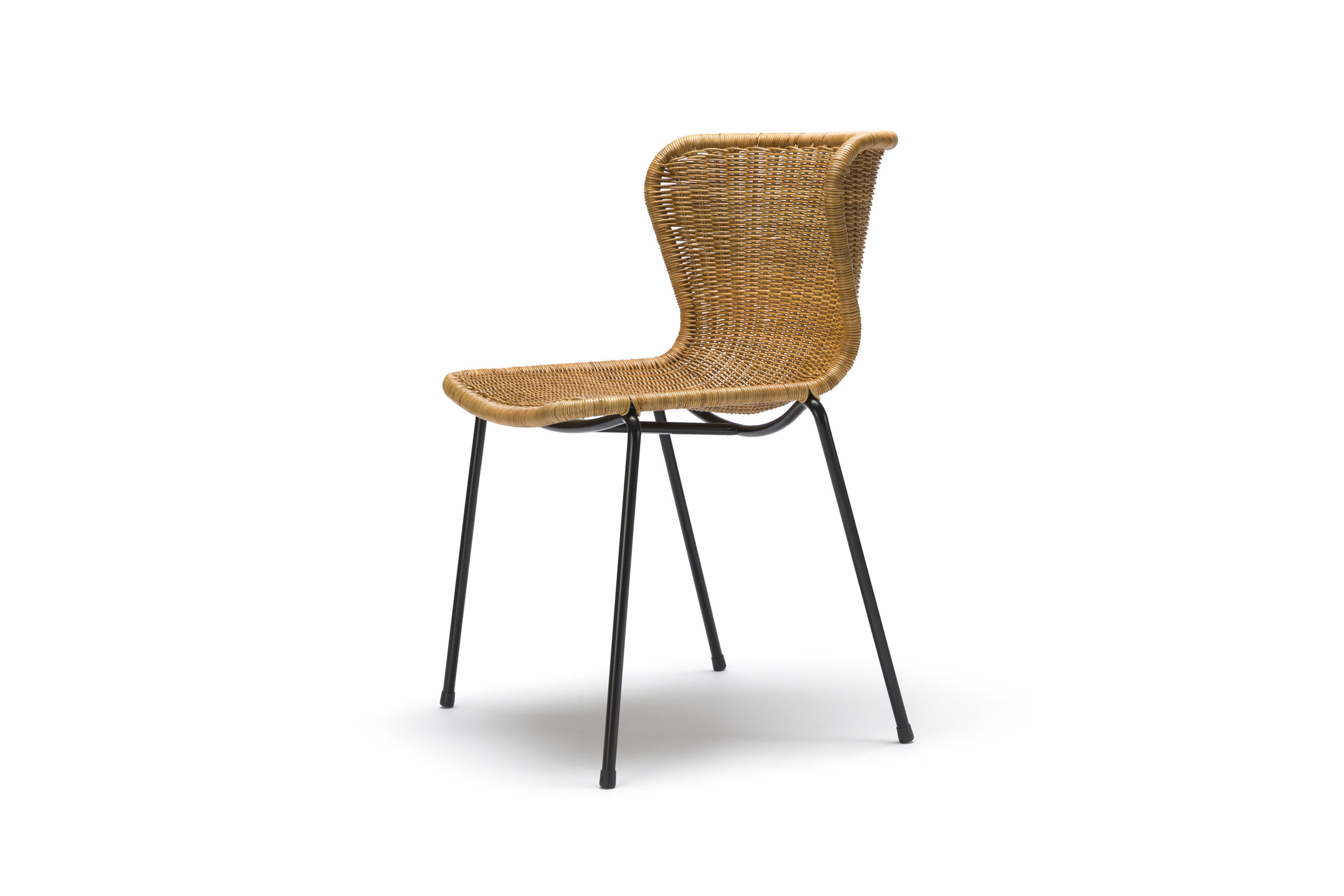Indoor C603 Chair - Rattan Pulut