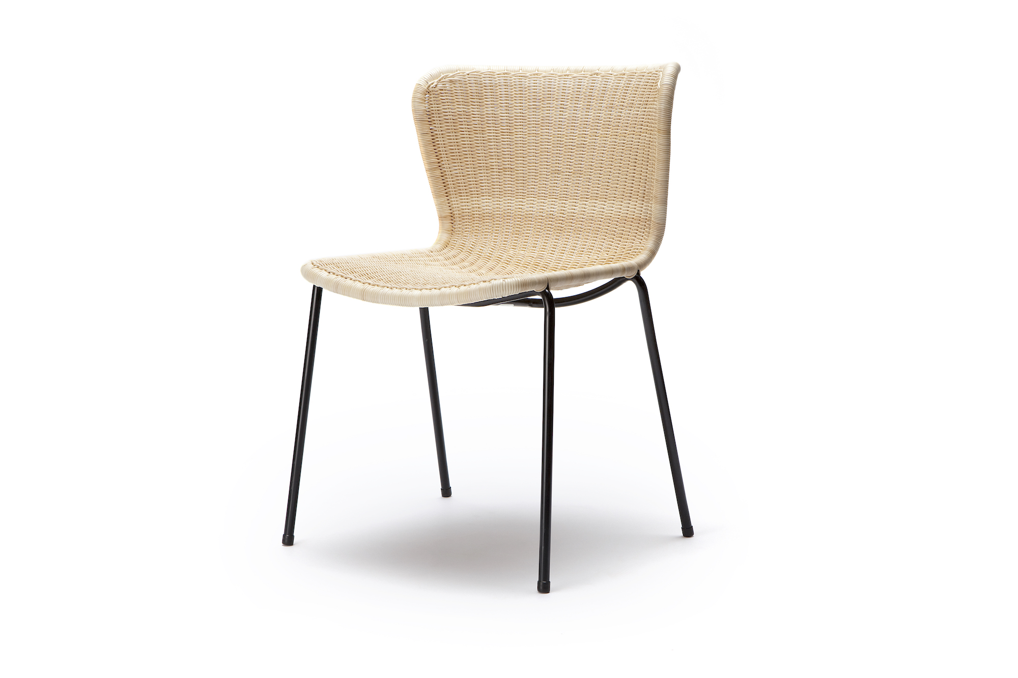 Indoor C603 Chair - Natural Rattan