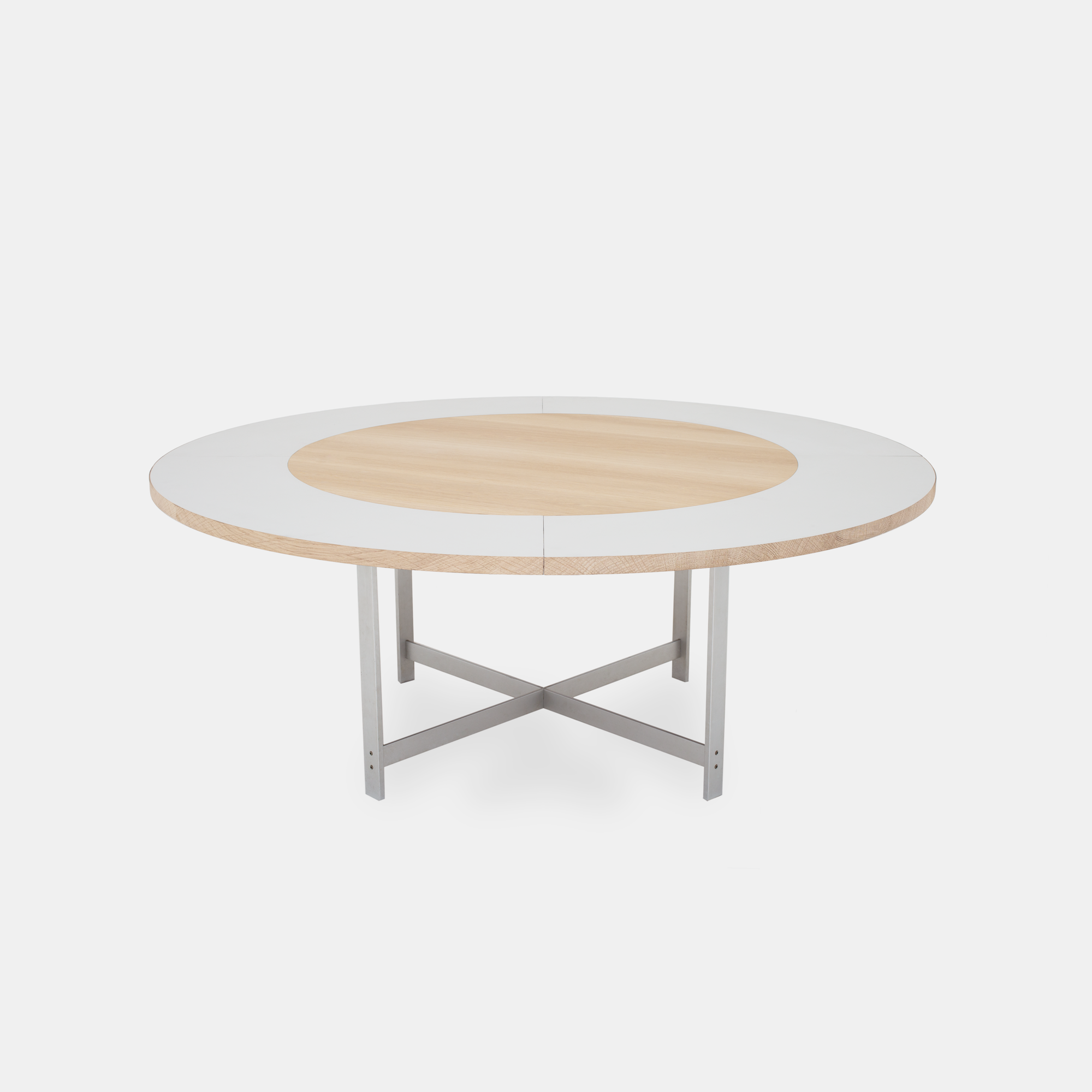 Klassik Studio JH Table Oak/Extension in Formica/Oak