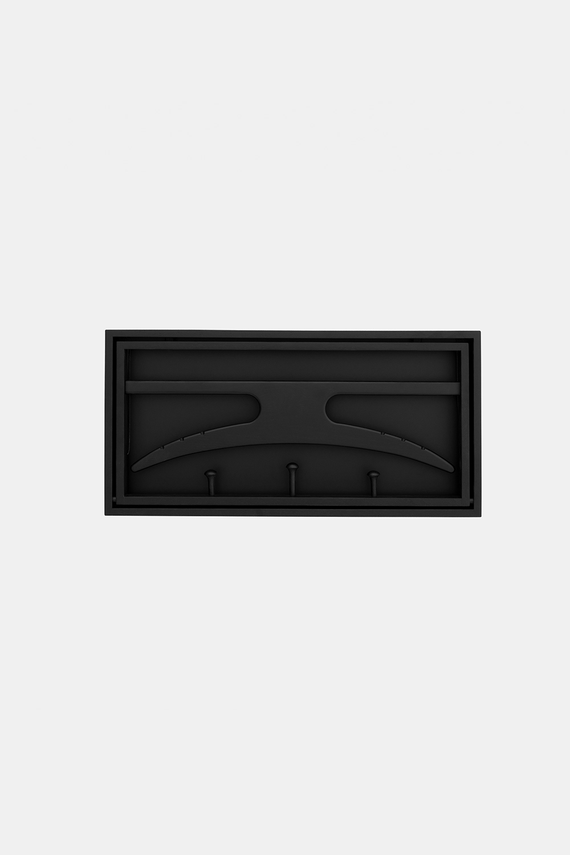 Klassik Studio Hanger - Black/Black