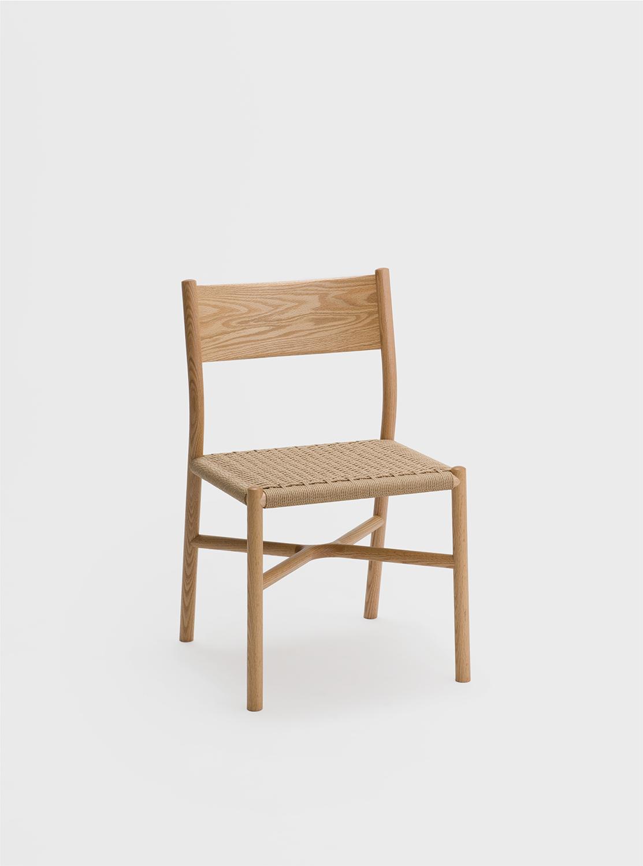 Ariake Chair - Oak/Papercord