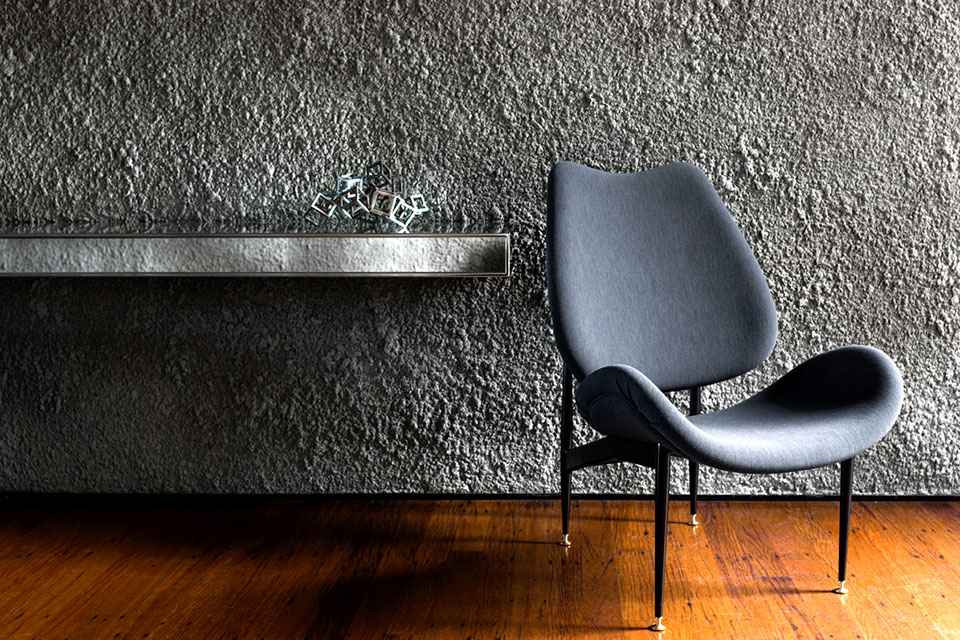 The Scape Lounge Chair, Female Version - Designed by Grant Featherston c.1960