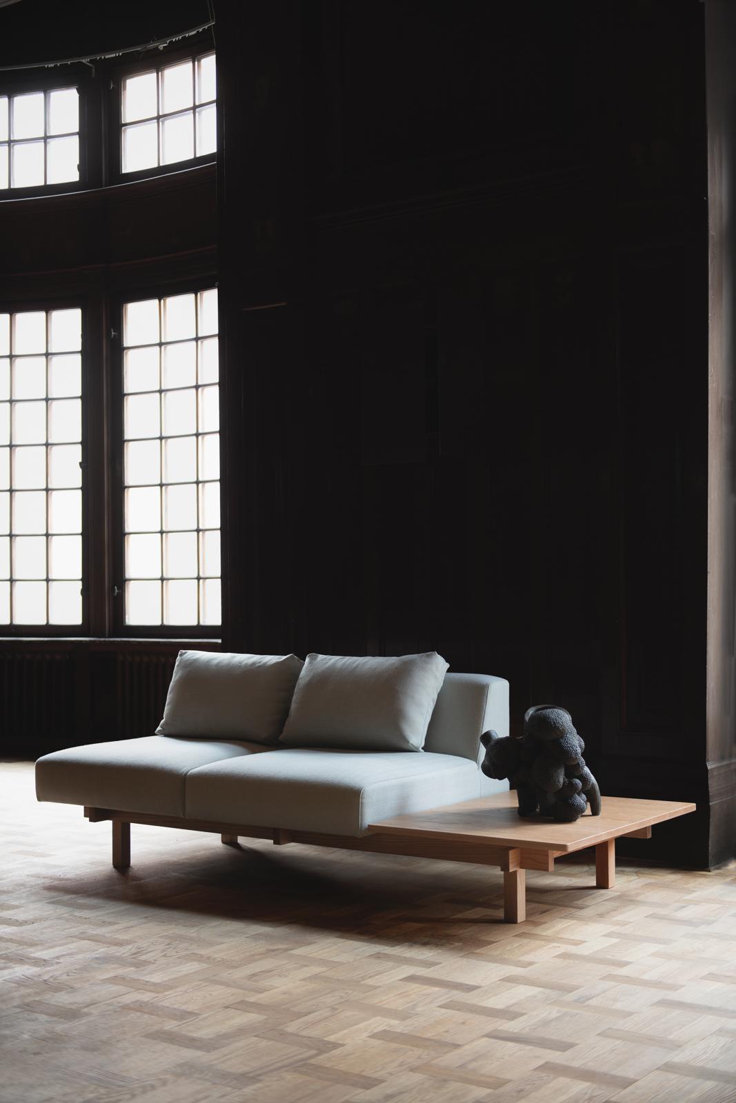 The Raft Sofa by Keiji Ashizawa