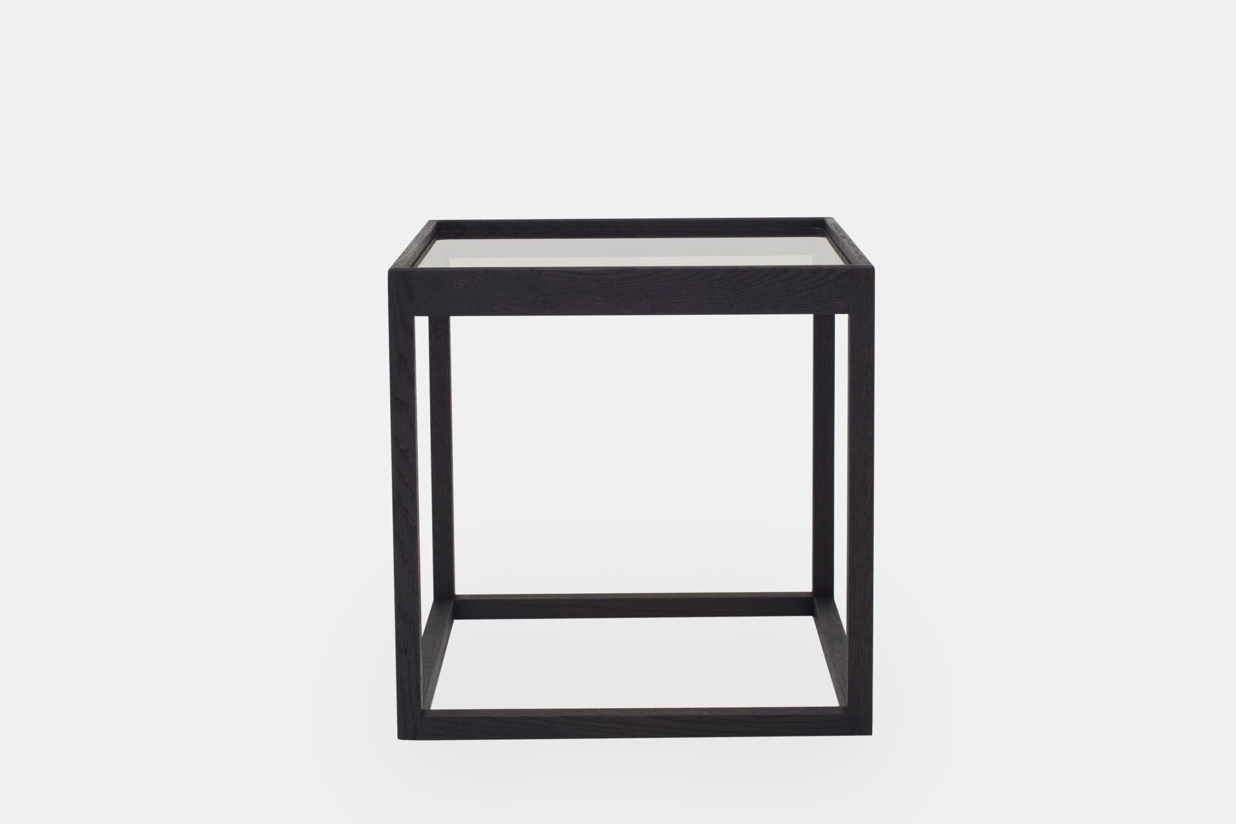 Klassik Studio Cube - Black/Glass