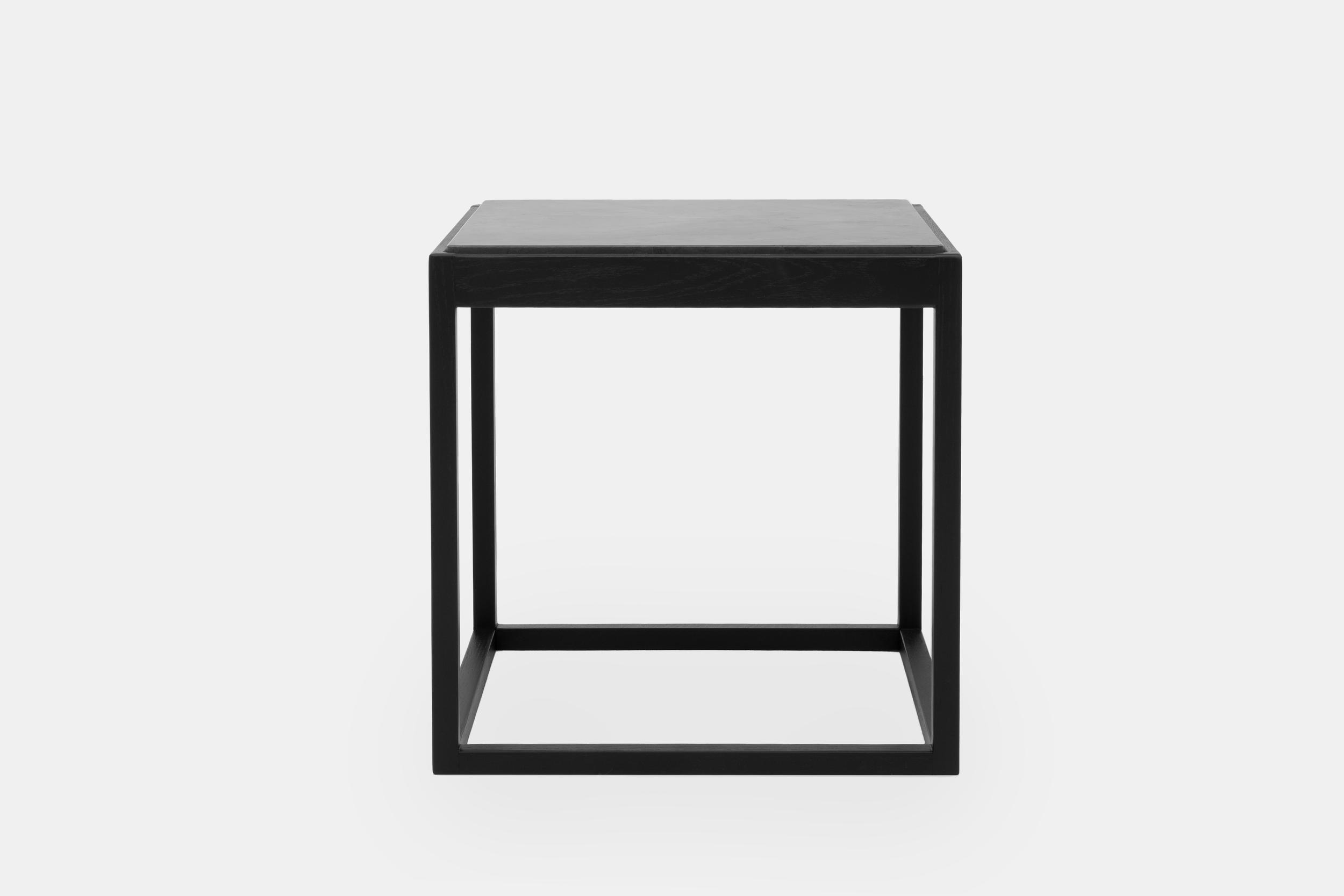 Klassik Studio Cube - Black/Black Marble
