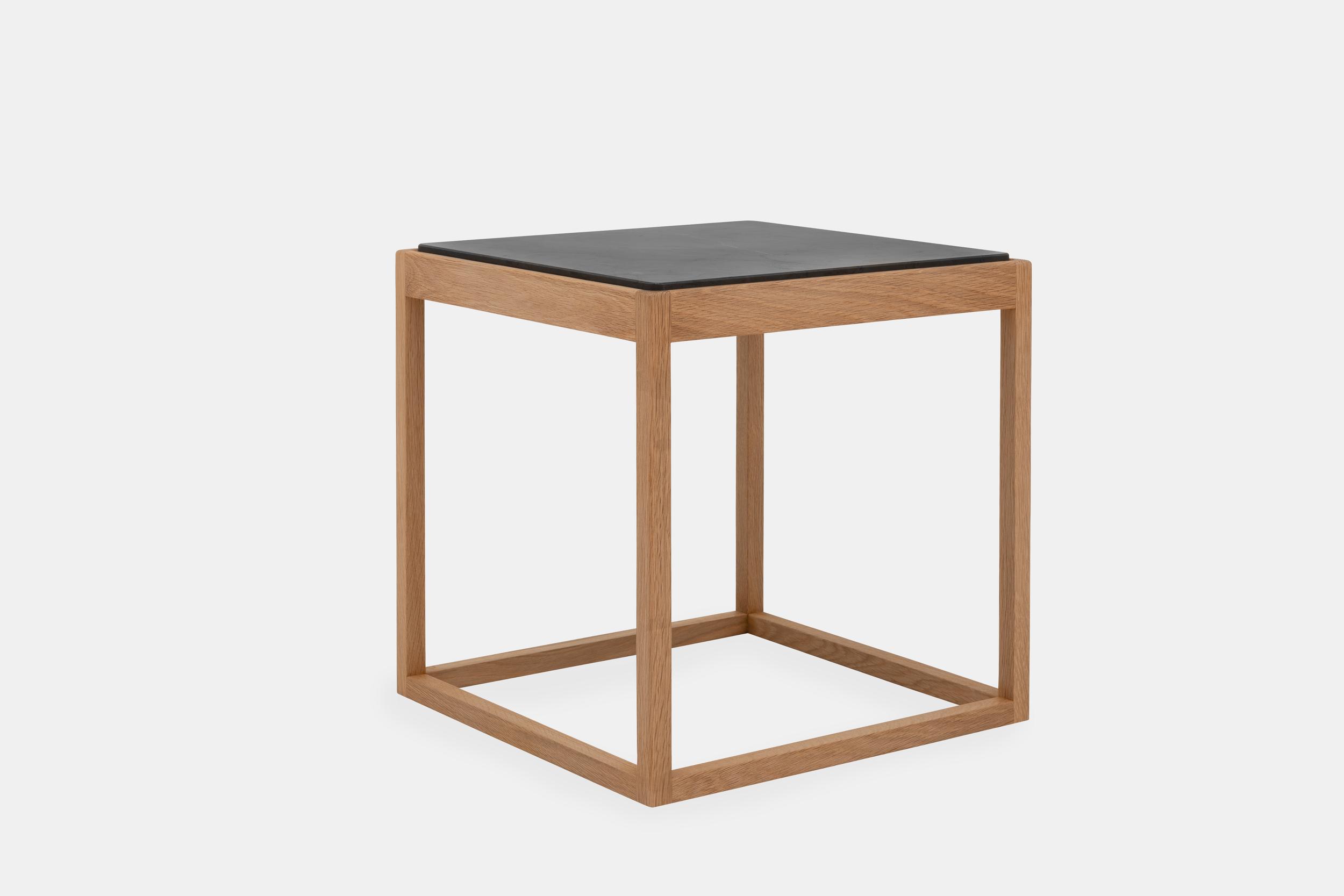 Klassik Studio Cube - Oiled Oak/Black Marble