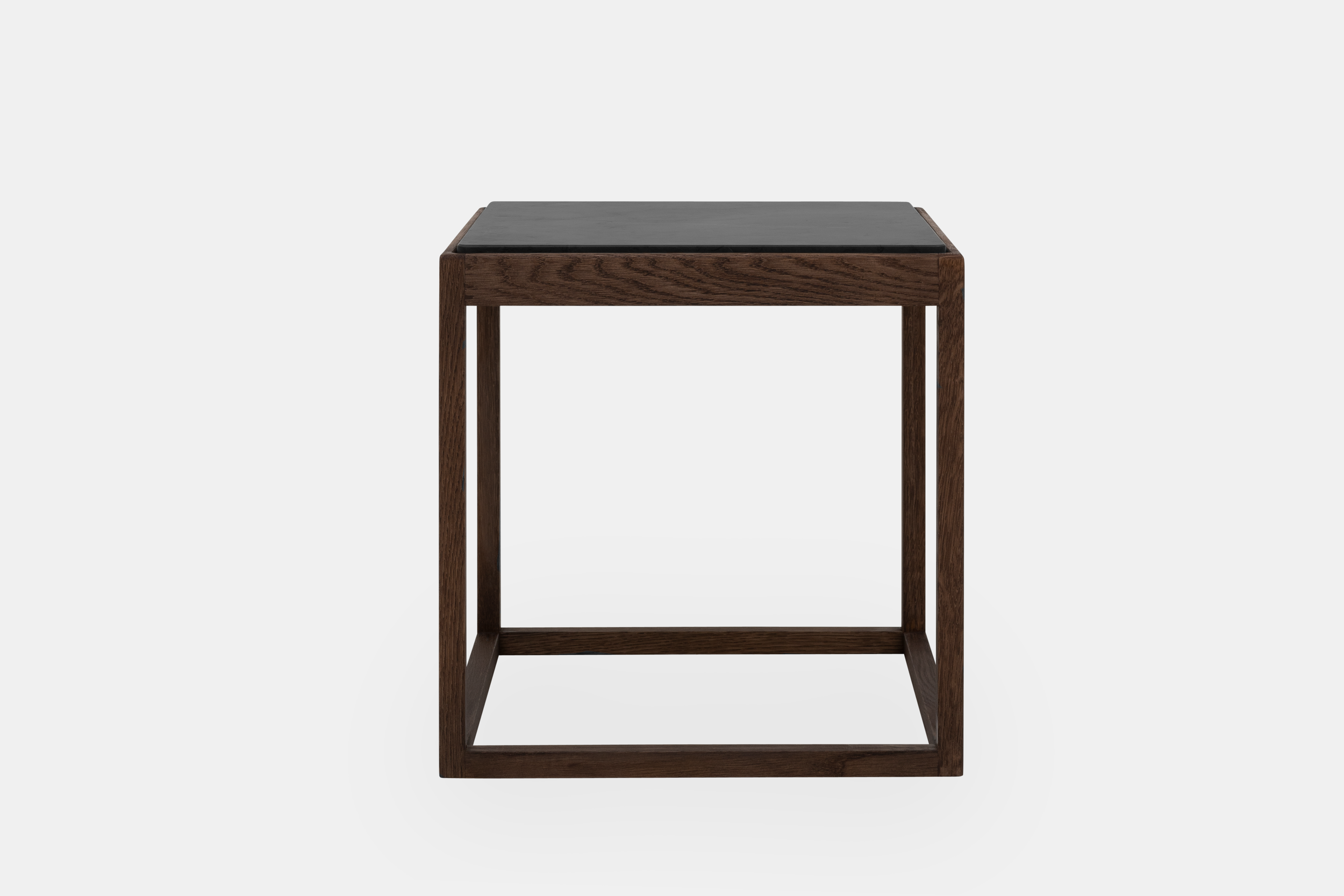 Klassik Studio Cube - Smoked Oak/Black Marble