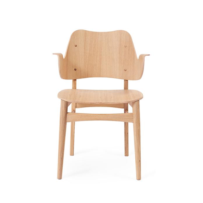 Gesture Chair - White Oiled Oak