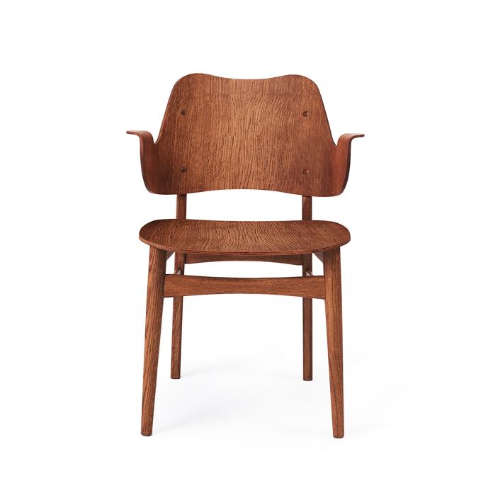 Gesture Chair - Teak Oiled Oak