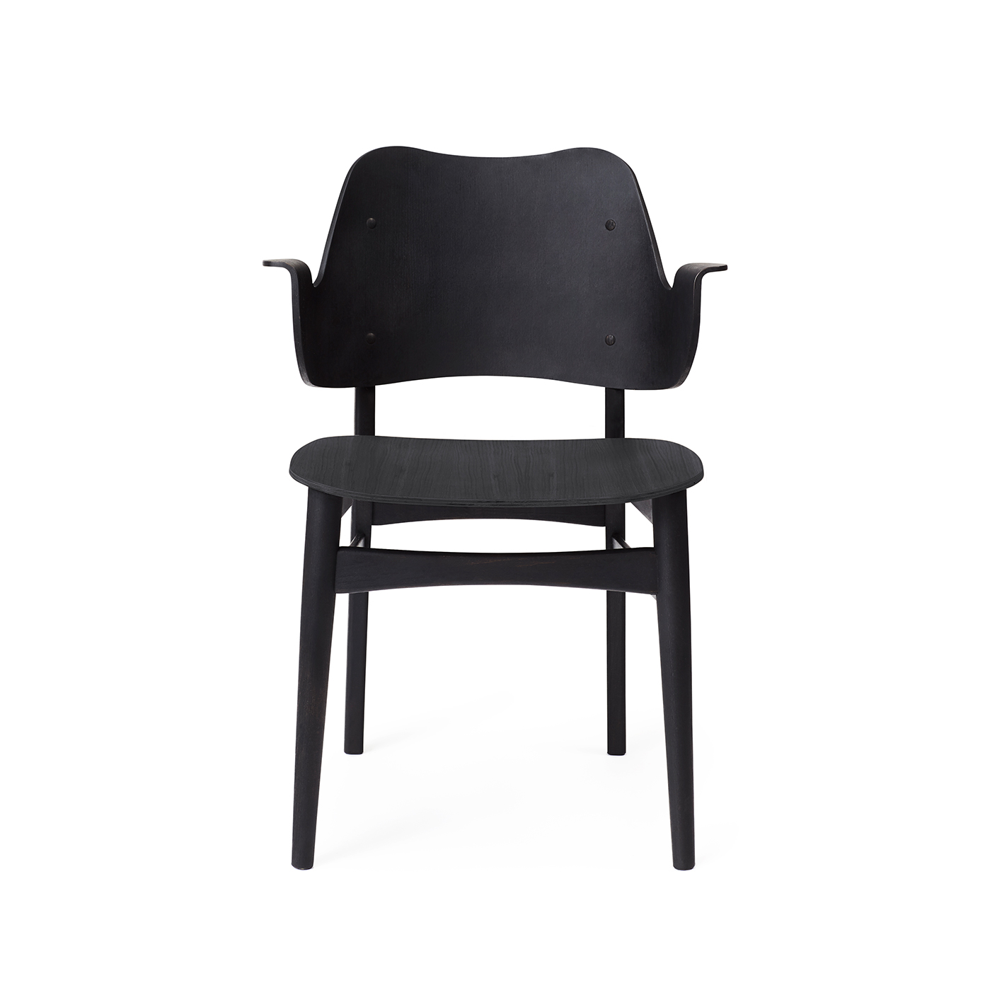 Gesture Chair - Black Lacquer