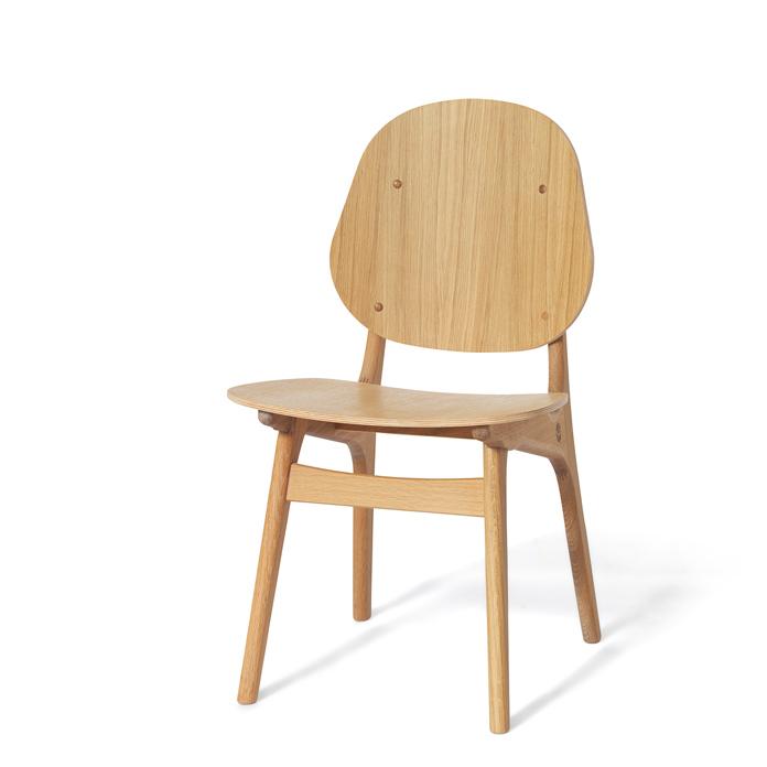 Noble Chair - White Oiled Oak