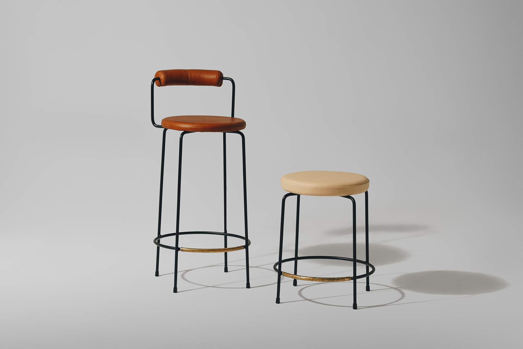The Iva Stool and Iva Junior