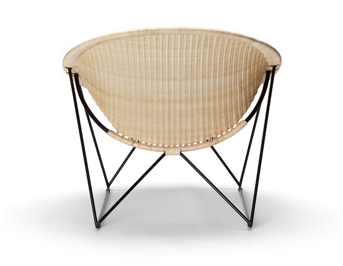 Indoor C317 in Natural Rattan