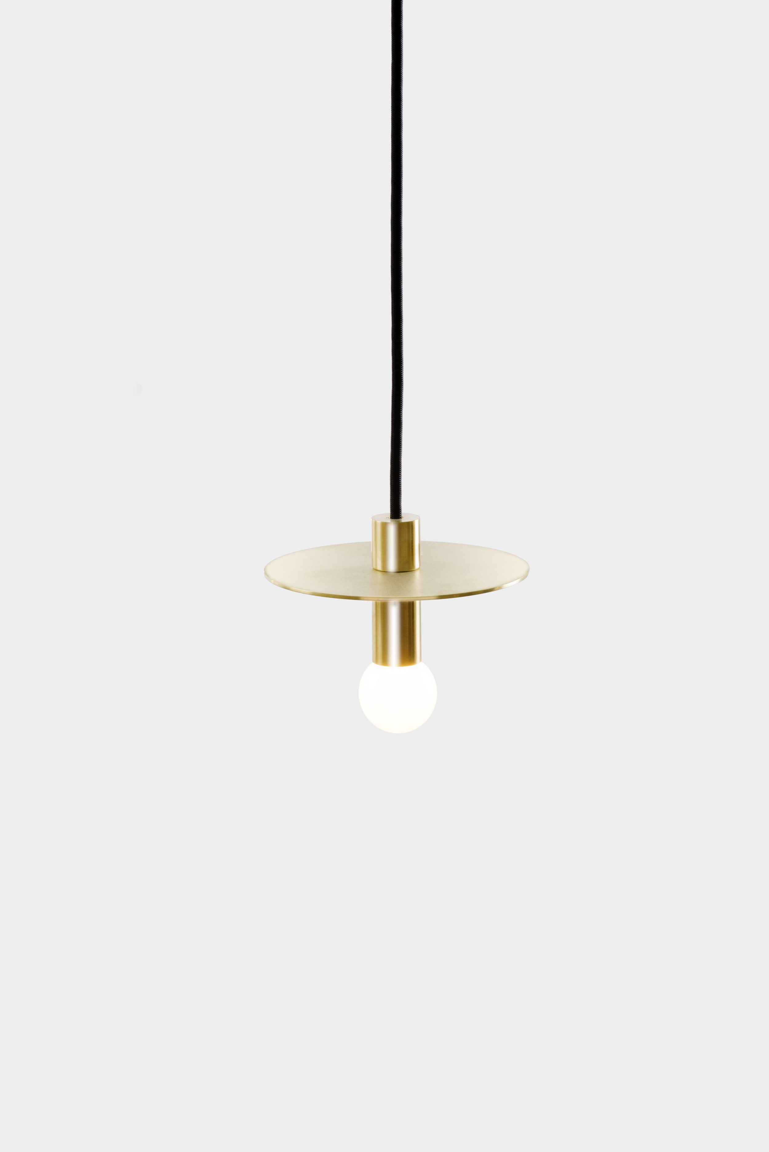 Dot Suspension - Brass