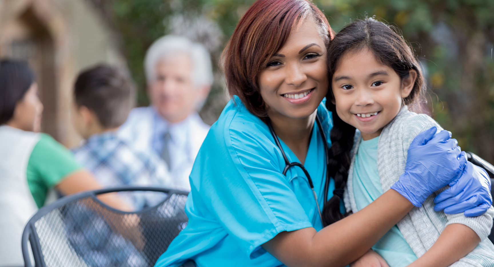 Central Oregon Cares    A Partnership for Diversity in the Health Care Workforce.