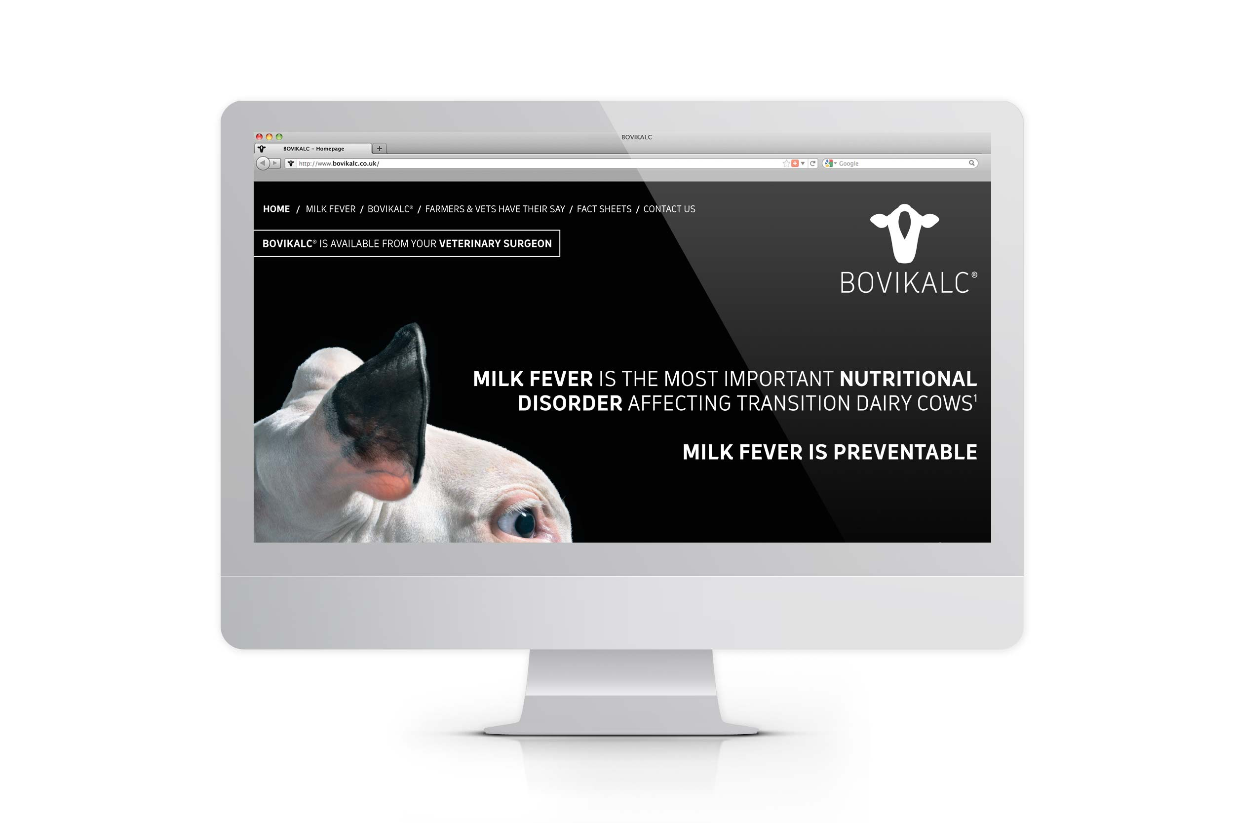 bovikalc website