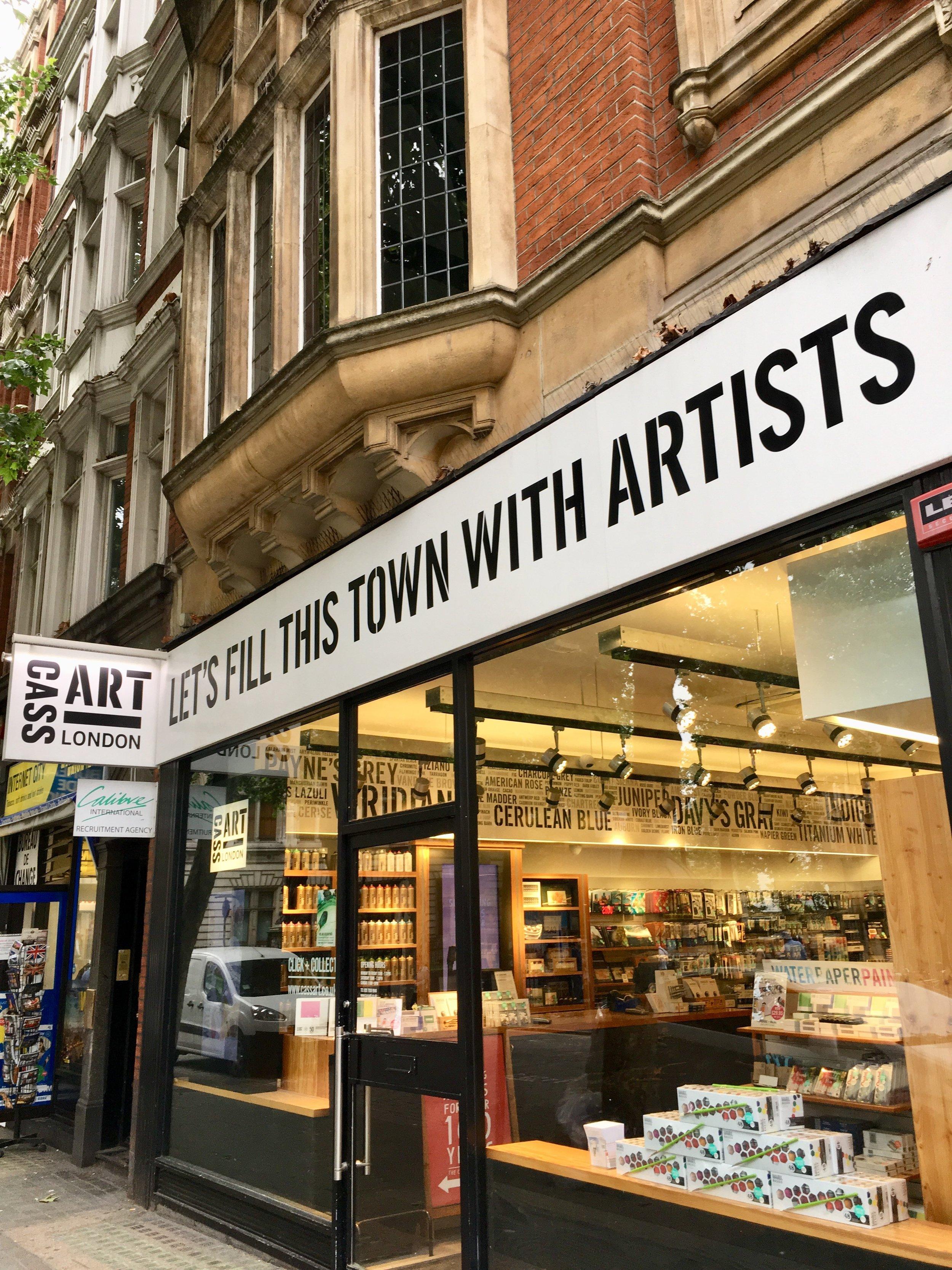 EurDesign Studio London Art Scene