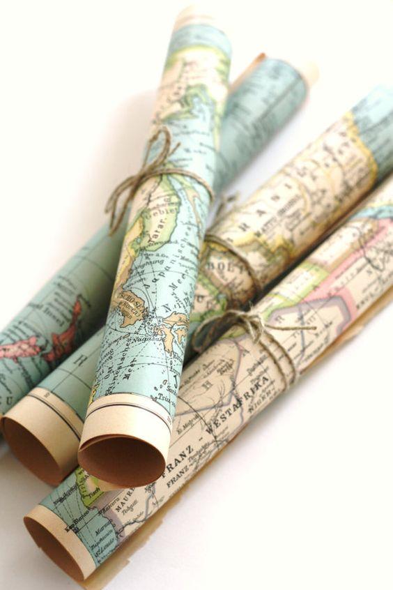 Antique Map color travel inspiration EurDesign Studio.jpg