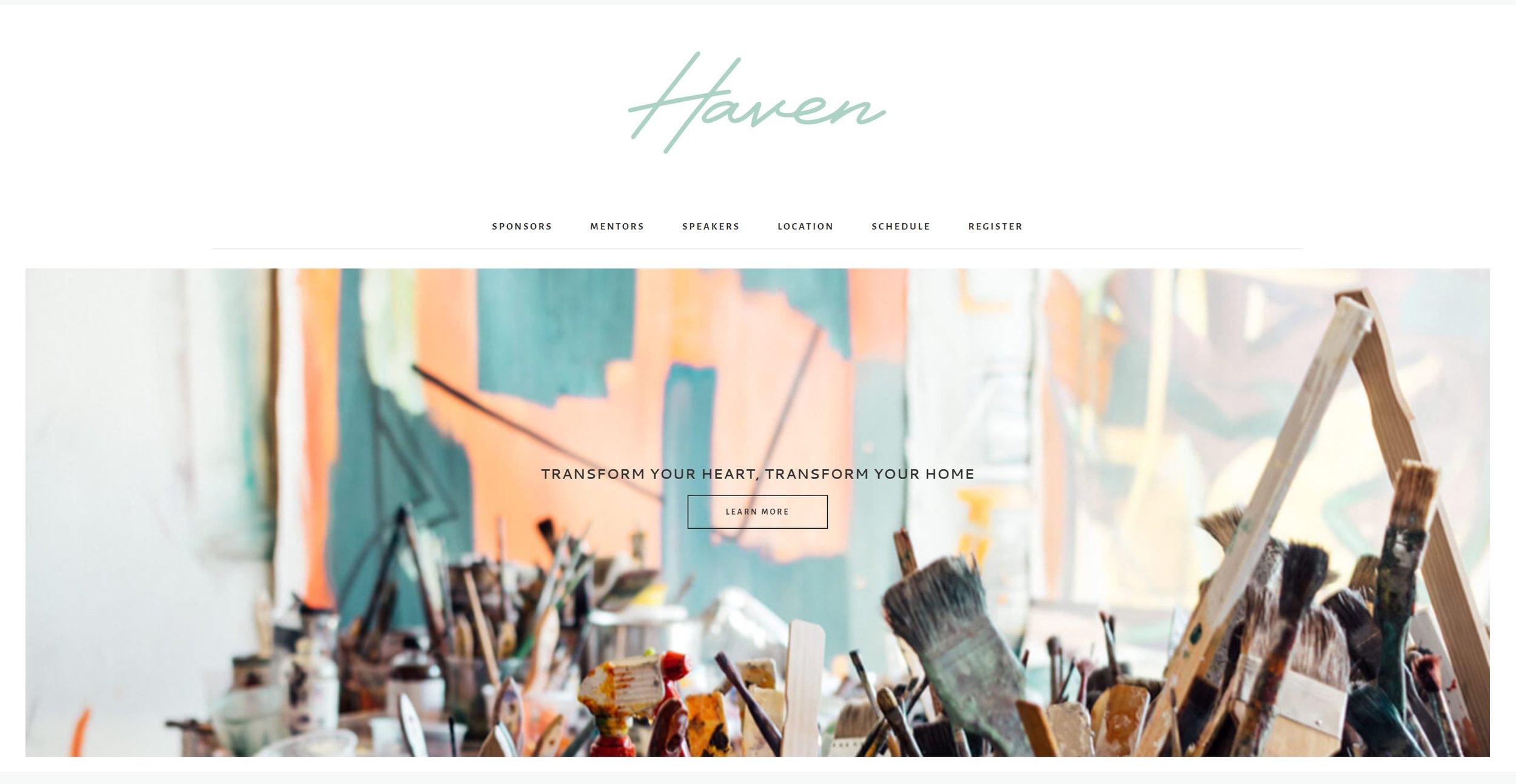 Haven Conference - EurDesign Studio Blog feature