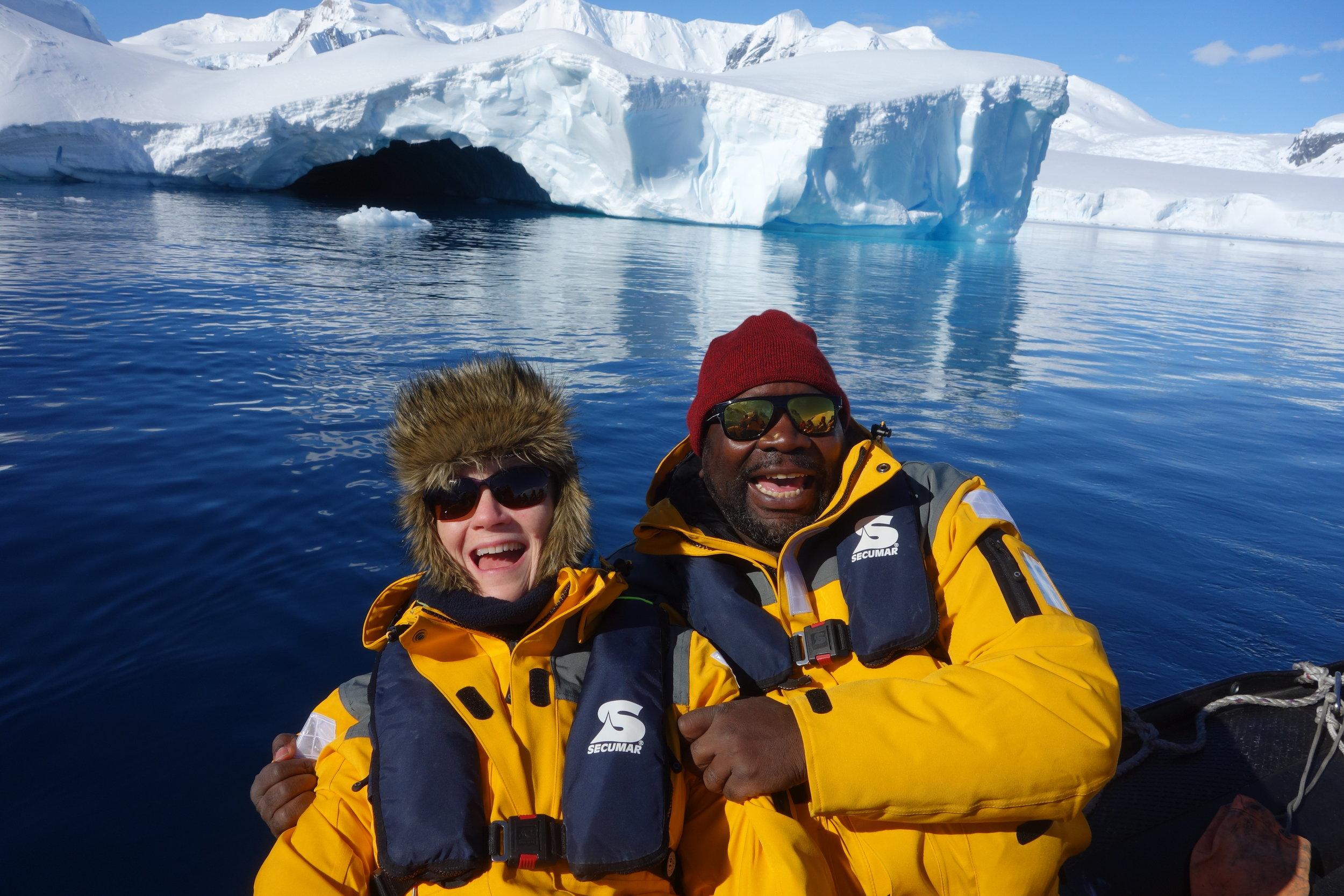 antarctica / ushuaia -