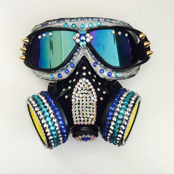 Burning Man Goggles