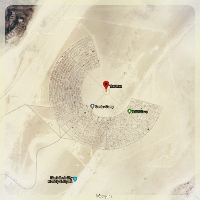 Maps and Directions - Make sure you know how to get to the Playa. A couple wrong turns in the Desert can lead to disaster.