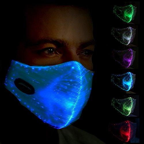 LED Dust Mask